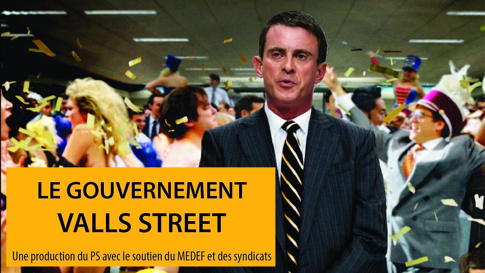 Valls Street